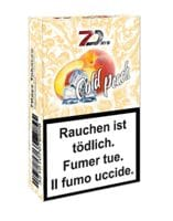7 Days Shisha Tabak - Cold Peach 50g