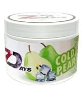 7 Days Shisha Tabak - Cold Pear 200g