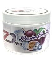 7 Days Shisha Tabak - Passion on Ice 200g