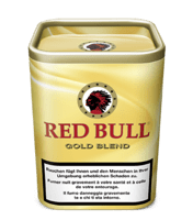 Red Bull Gold Blend Tobacco Tin 120g
