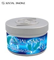 Social Smoke Absolute Zero 100 g