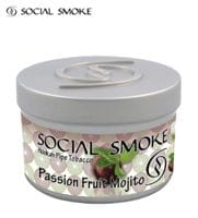 Social Smoke Passion Fruit Mojito 100 g