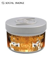Social Smoke Tiger's Blood 100 g