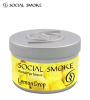 Social Smoke Lemon Drop 100 g