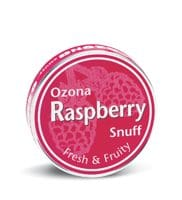 Ozona Raspberry Snuff Fresh & Fruity 5g Dose