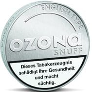 Ozona English Menthol Type 5g Dose
