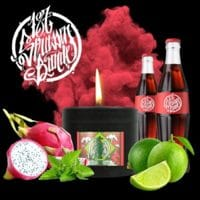 187 Strassenbande Shisha Tabak - #007 New Flash 200g