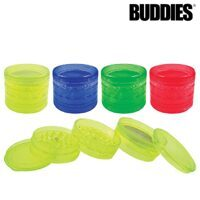 Grinder Plastic 4 Parts 58mm