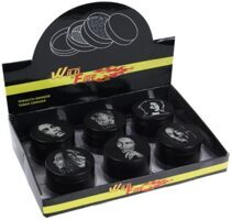 Grinder ''Rasta Man'' 4 Parts 52mm