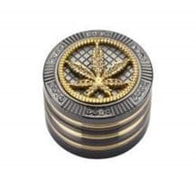 CHAMP High Bling Bling Leaf Grinder 4 Parts