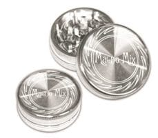 Magno Mix Grinder 2 Part 40mm - Silver