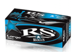 RS Rolls Blue Large 1 1/2 Size