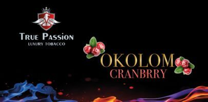 True Passion Okolom Cranberry 50g