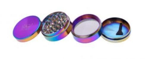CHAMP Metal Rainbow Grinder 55 mm 4 Parts